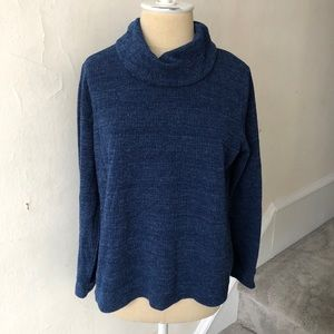 Anthropologie W5 3/4 Sleeve Turtleneck Pullover